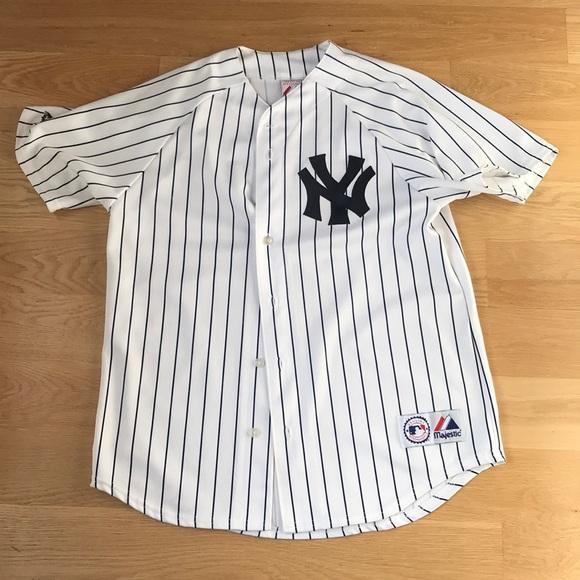 best authentic c249b dfaca New York Yankees Jersey #51 Bernie Williams